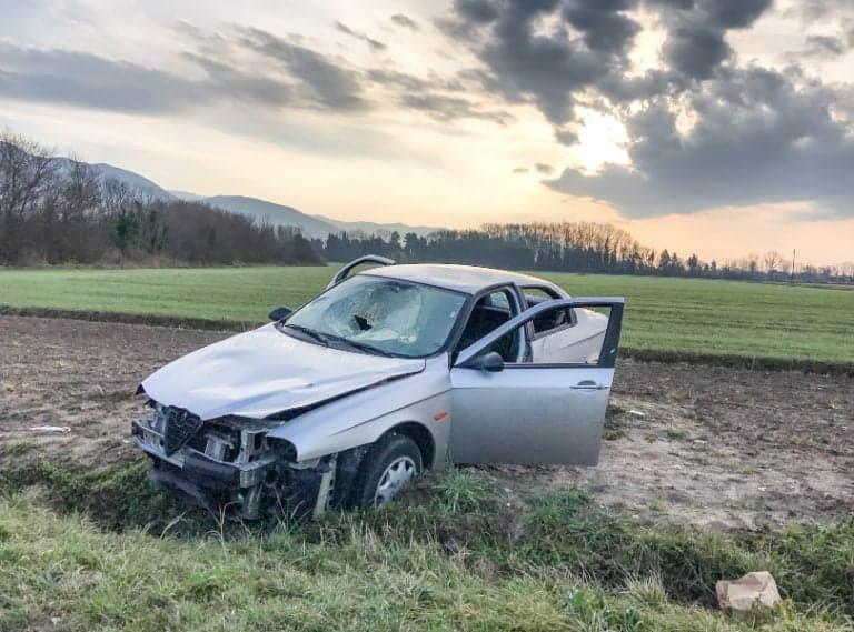 broken car on a farm car wreckers auckland