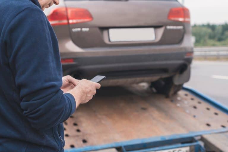 broken car collection auckland