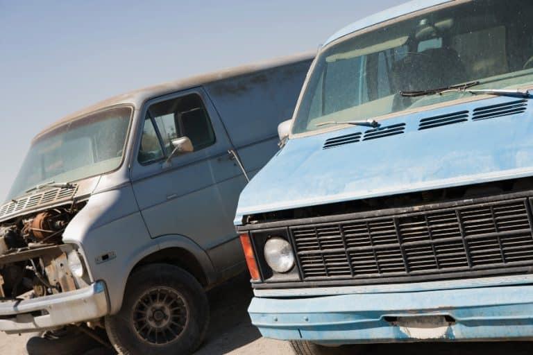 broken van collection auckland