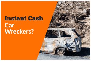 instant cash car wreckers
