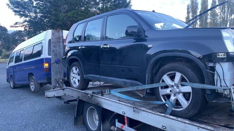 broken car collection in manurewa auckland