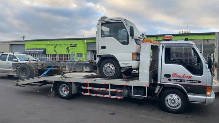 broken car collection company south auckland