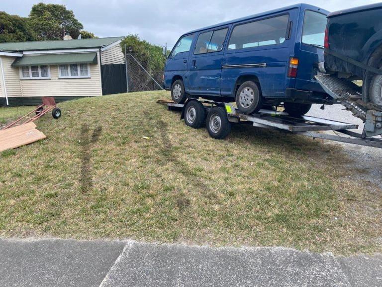 broken van collection south auckland