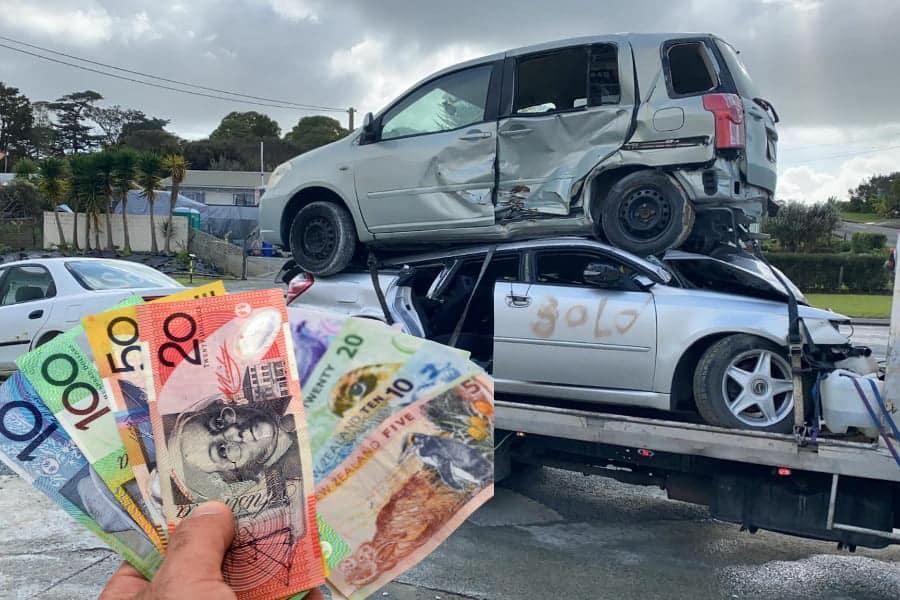 broken car collection south auckland