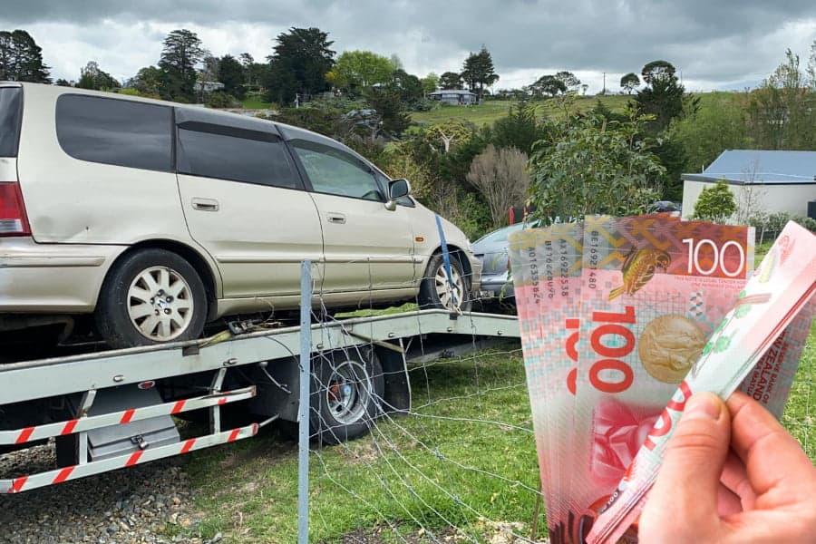 broken car collection west auckland