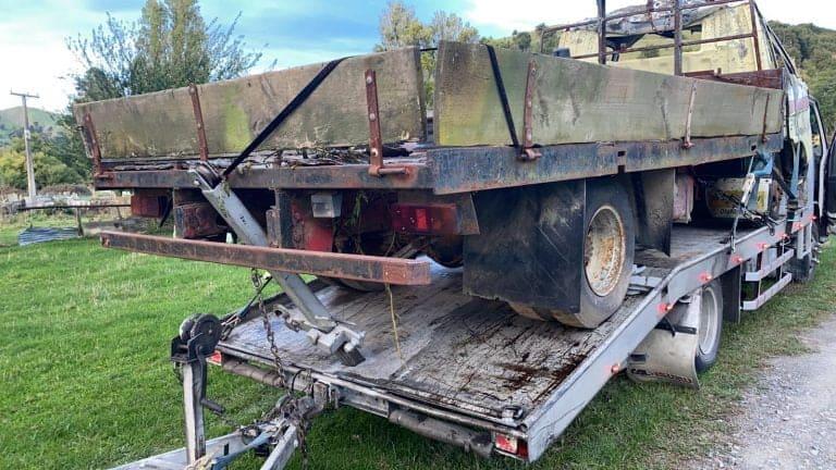 cash for scrap trucks auckland