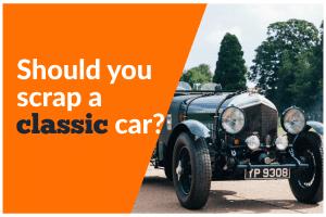 scrap classic cars