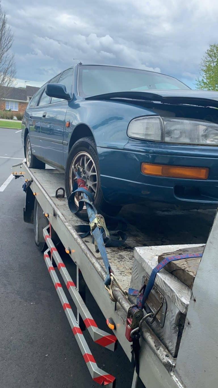 car wrecking service in manukau auckland